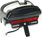 Letric Lighting Co. Softail LED Taillight Assembly with Smoke Lens
