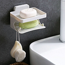 1pc Double Layer Soap Dish Holder
