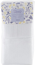 Tesco Cot Bed 2 Fitted Sheets White