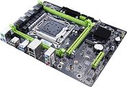 Placa base Jingsha X79 M.2 Alta velocidad E5 LGA2011 V2 Procesador DDR3 64GB Mainboard PCI-E3.0 NVME