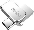 Interfaz dual de Netac U780C 32G USB3.0 Type-C para Android Memoria de almacenamiento OTG Memory Stick de alta velocidad