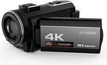 Andoer  4K Digital Video Camera Camcorder