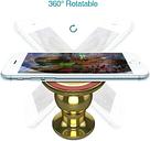 dodocool Soporte magnético de coche universal Rotación 360°para smartphones tabletas y GPS Base adhesiva