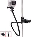"""Andoer 27,2""""Eje Flexible ajustable brazo largo abrazadera del soporte Clip soporte para deporte cámara GoPro Hero 4 / 3 + 3 / 2 / 1 SJCAM con el lanzamiento rápido hebilla tornillo largo"""