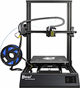BIQU High Accuracy 3D Printer Industrial Home Large Size High Speed Touching Screen 3D Printers DIY Kit