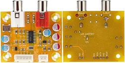 DAC Sabre ES9023 Analog I2S 24 Bit 192 KHz Decoder Board Mode Conversion