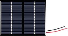 Célula solar del panel solar del silicio policristalino de 1.5W 12V para el cargador 115 * 90m m del poder de DIY