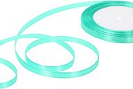 25 yardas / rollo cinta de satén de seda de 6 mm de ancho