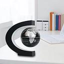Globo flotante magnético en forma de C, de 6 pulgadas, levitación, levitación Maglev, globo giratorio