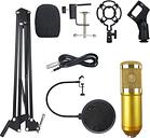 BM800 Kit de micrófono de suspensión profesional