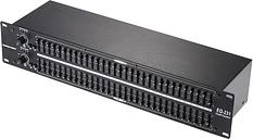 EQ-231 Dual Channel 31-Band Ecualizador 2U Rack Mount
