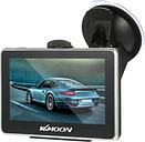 KKmoon 4.3 pulgadas de navegación GPS portátil del coche 128M + 8GB