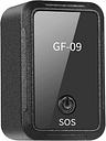 GF-09 Mini GPS Localizador de seguimiento en miniatura