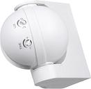 Interruptor de movimiento detector de infrarrojos montado en la pared IP44 Interruptor de luz de sensor de movimiento PIR exterior con retardo de tiempo ajustable 180 ° ángulo de inducción