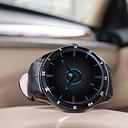 Q5 ritmo cardíaco inteligente BT deporte GPS 3G / 2G teléfono reloj pantalla táctil 512MB RAM 8GB ROM MTK6580 Quadcore Android 5.1 cámara de aviso de llamada Pedometer Alarma Metal Frame MP3 MP4 WiFi