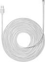 Cable de alimentación de carga de 9M / 29.5 pies para Arlo Pro, Arlo Pro 2, Arlo GO, Arlo Light