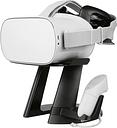 Soporte de auriculares UPartner VR Soporte de monitor Soporte de pantalla Soporte Estante de almacenamiento para Oculus Go Samsung Gear VR Daydream Ver Vive Focus Sony PlayStation