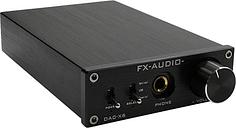 FX-AUDIO DAC-X6 Mini HiFi 2.0 Decodificador de audio digital Negro