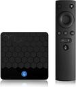 X88 mini Android 7.1 TV Box con control remoto 2.4G Vioce Control remoto