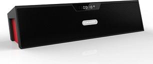 SARDiNE SDY-019  Portátil Altavoz al Aire Libre / Stereo Doméstico BT Inalámbrico Soporta FM Radio USB TF / MicroSD USB