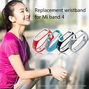 Para Xiaomi Mi Band 4 Correa Pulsera Deportes Correa de muñeca Colorido Reemplazo de pulsera para Mi Band 4 Accesorios inteligentes