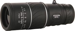 Telescopio ajustable portátil de 16 * 52 telescopio de visión nocturna completo óptico
