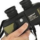 Visionking 7x50 alta potencia a prueba de agua a prueba de niebla marina prismáticos