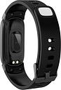 Lixada pulsera inteligente en tiempo real Monitor de ritmo cardíaco