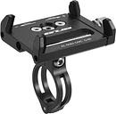 GUB Mountian Bike teléfono montar universal ajustable de bicicletas del teléfono celular GPS montar el soporte de soporte abrazadera de la horquilla