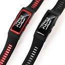 T28 PLUS 0.96inch OLED GPS Track Record Pulsera Inteligente Dinámico Corazón Tasa Impermeable Reloj Inteligente