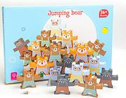 Wooden Stacking Games Toys Balancing Blocks Games Toddler Educational Toys