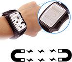 Jakemy jm-x4 tornillo pulsera magnética de uñas tuercas herramienta organizador portero