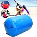 35.4x47.2inch Inflatable Gymnastic Beam Yoga Gymnastics Cylinder Airtrack Exercise Tools