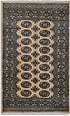 Gooch Luxury Hand Knotted Pakistan Bokhara Handmade Rug