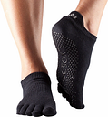 Mad ToeSox Full Toe Low Rise Grip Socks