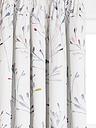 John Lewis & Partners Nerine Pair Blackout Lined Pencil Pleat Curtains