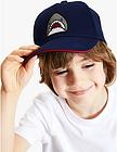 John Lewis & Partners Children's Shark Cap, Navy