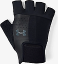 Under Armour Men's Training Gloves, Black/Pitch Grey