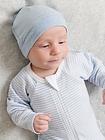 Purebaby Knot Hat