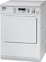 Miele T8722 Vented Tumble Dryer, 7kg Load, C Energy rating, White