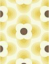 Orla Kiely House for Harlequin Striped Petal Wallpaper