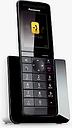 Panasonic KX-PRS120 Premium Digital Telephone and Answering Machine, Single DECT