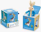 Beatrix Potter Peter Rabbit Jack in the Box