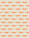 Scion Little Fox Paste the Wall Wallpaper