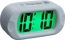 Acctim Silicone Jumbo LCD Smartlite® Digital Alarm Clock