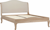 John Lewis & Partners Etienne Low End Sleigh Bed Frame, King Size