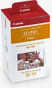 Canon RP-108 Print Pack for SELPHY CP910, CP1200 & CP1300, 108 Prints