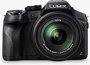 Panasonic DMC-FZ330EBK Bridge Camera with 25-600mm LEICA Lens, 4K Ultra HD, 12MP, 24x Optical Zoom, 4x Digital Zoom, Wi-Fi, OLED Live Viewfinder, 3 Vari-angle Touch Screen, Splash & Dustproof