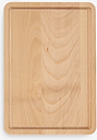 John Lewis & Partners Beech Wood Chopping Board with Groove