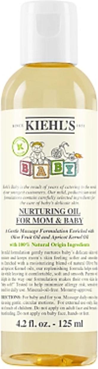 Kiehl's Nurturing Oil For Mom & Baby, 125ml